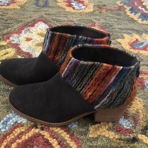 Toms shorty boot